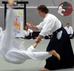 Aikido vereniging in Almere Poort
