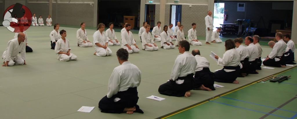 Aikido Examens