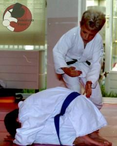 Aikido voor jeugd in Almere Poort