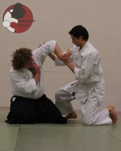 Zelfverdediging Almere Aikido