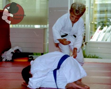 Kinder Aikido Almere Poort