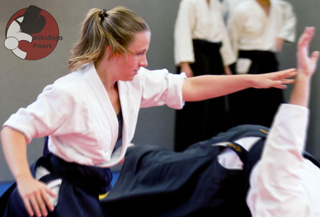 Aikido Almere Laura van der Weide