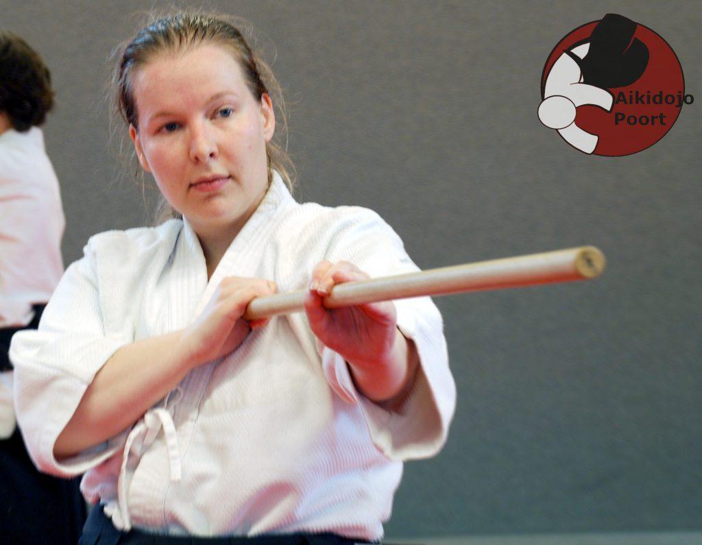 Aikido Almere Hanneke Rijnders