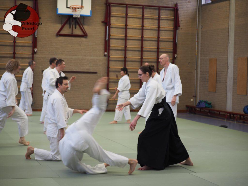 Aikido Bond Nederland Leraren Opleiding