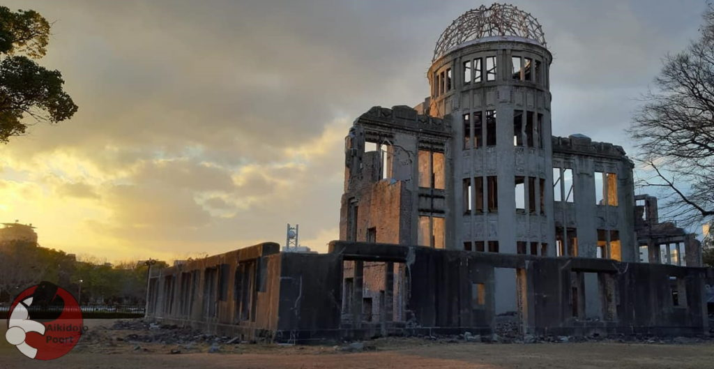 Genbaku Dome Atoom Bom Herdenking