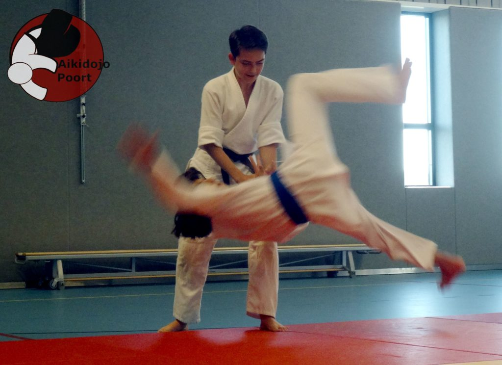 Kinder Aikido Tiener Aikido Almere