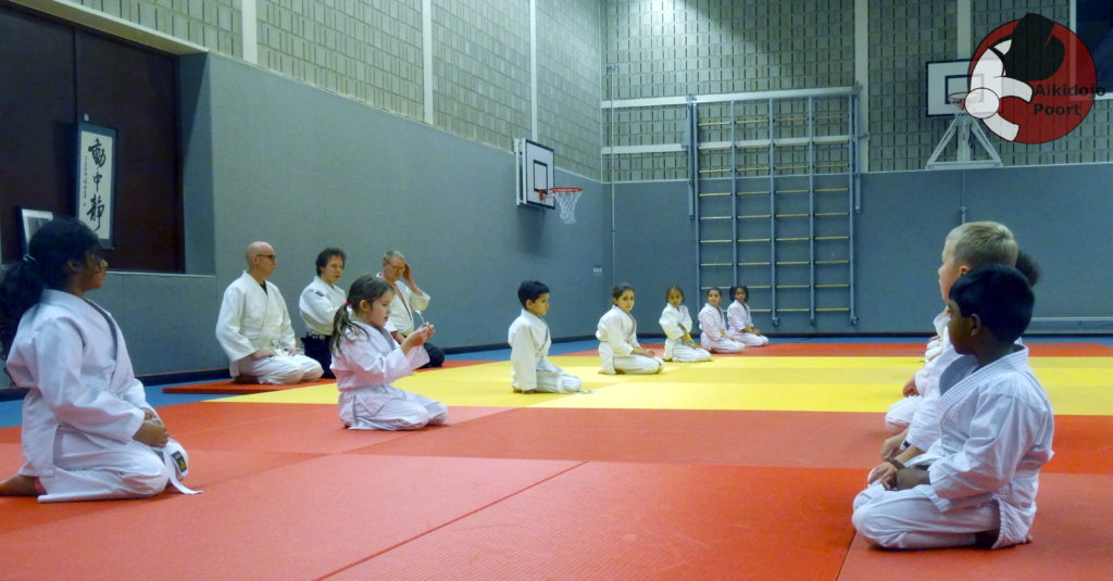 Aikido Examens Jeugd