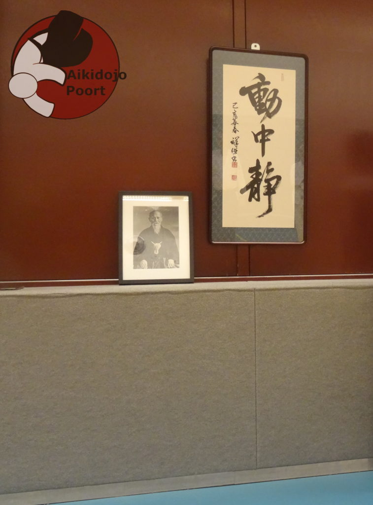 Aikido Kamiza