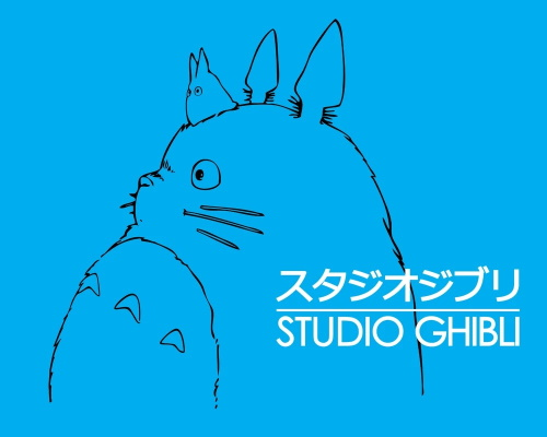 Studio Ghibli Logo Japanse Animatie Films