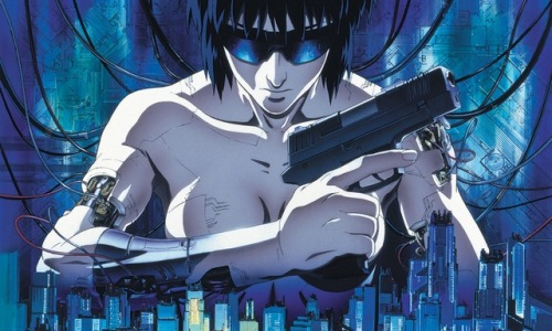 Ghost in the Shell Japanse Animatie Films