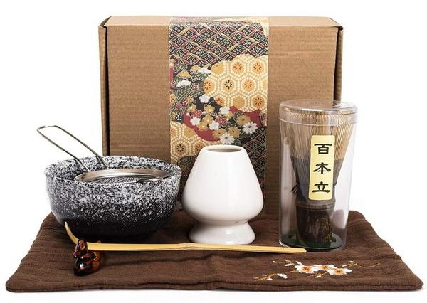 Japanse Thee Ceremonie Matcha Set