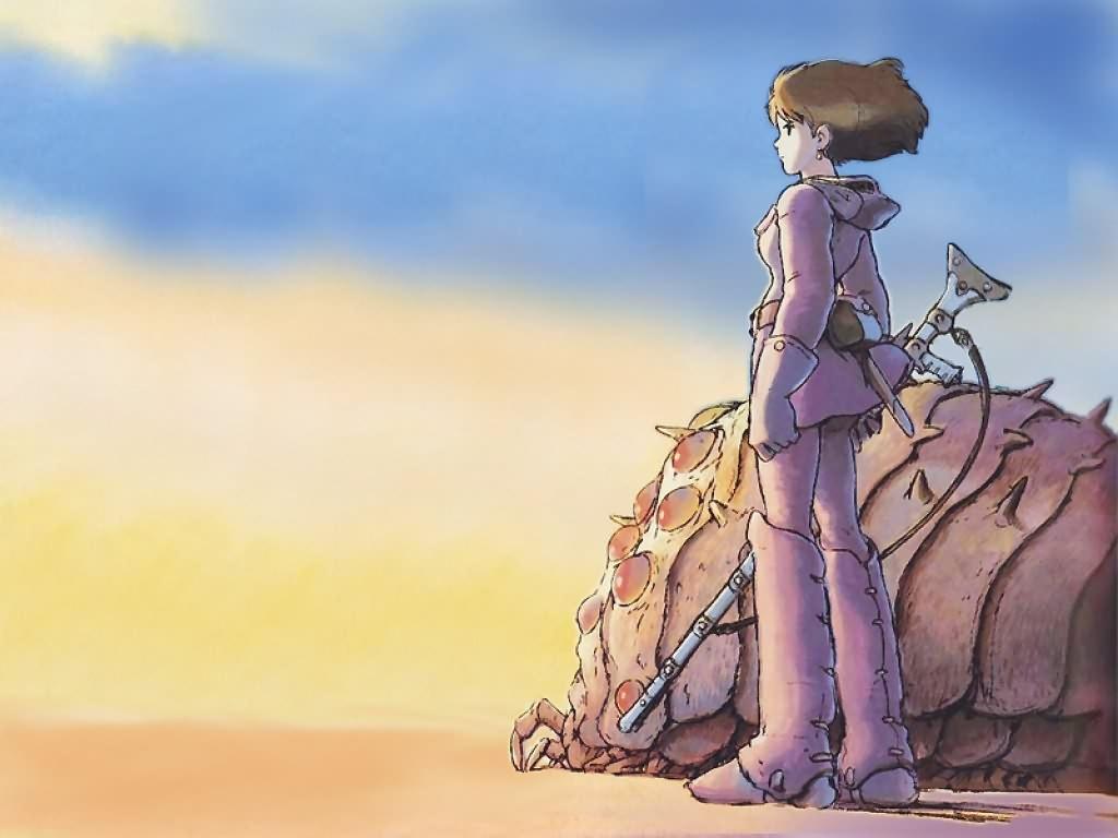 Nausicaa Japanse Animatiefilm