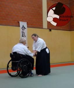 Aangepast Sporten Aikido Almere