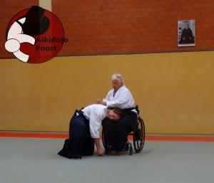 Aangepast Sporten Almere Aikido