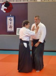 Aikido Almere Kayla Feder Stage