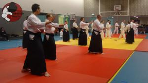 Aikido Almere Poort Examens