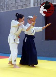 Sandra Kaandorp Aikido Almere