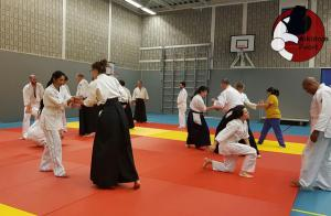 Aikido Almere William Plank