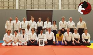 Aikido Almere William Plank Groepsfoto