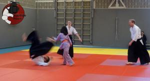 Jeugd Aikido Almere Stage