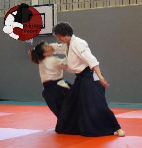 Aikido Almere Jelena Vrzic