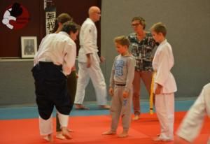 Familietraining Aikido Almere