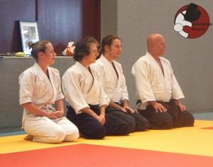 Examencommissie Aikidojo Poort