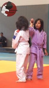 Aikido examens jeugd Almere
