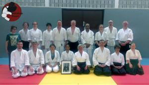 Jeanette Tanis Aikido Almere