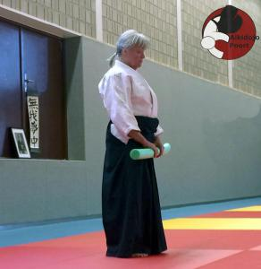 Jeanette Tanis Aikido Almere 2