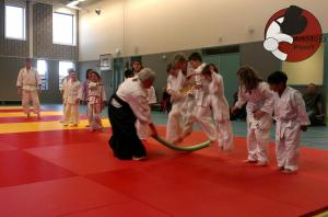 Jeanette Tanis Aikido Almere Kinderen