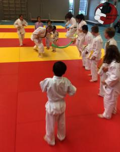 Jeanette Tanis Aikido Almere Kinderen 2