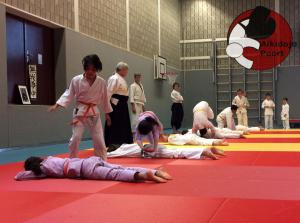 Jeanette Tanis Kinder Aikido almere