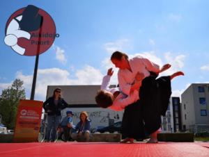 KrisKras Door Almere Poort Aikido