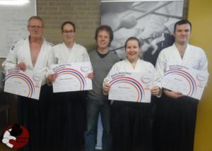 Lerarenopleiding Aikido