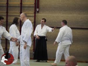 Lerarenopleiding Aikido Almere