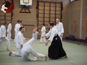 Lerarenopleiding Aikidojo Almere