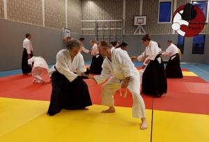 William Plank Aikido Almere